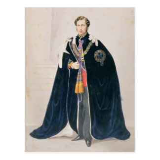 HRH Albert Edward, Prince of Wales Postcard