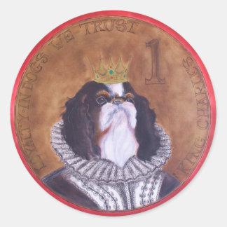 HRH King Charles, Cavalier Spaniel Seals