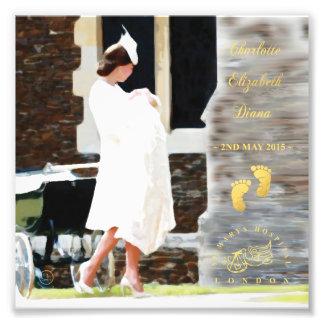 HRH Princess Charlotte Elizabeth Diana - Photo