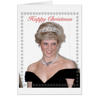 HRH The Princess of Wales Christmas Card
