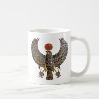 Hru Falcon Pendant Coffee Mug
