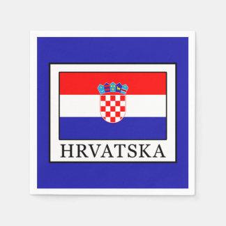 Hrvatska Disposable Napkin