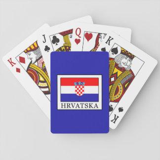 Hrvatska Playing Cards
