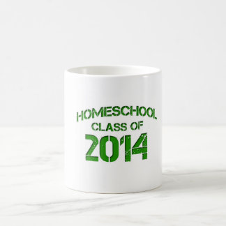 HS Classof2014 mug- green Coffee Mug