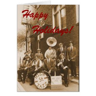 HSJB Holiday Card