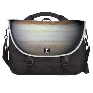 HST WFC3 Jupiter Image (June 7, 2010) Laptop Shoulder Bag