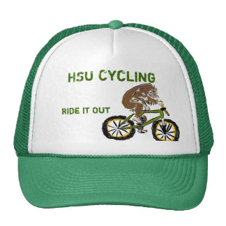 HSU cycling Cap