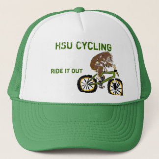 HSU cycling Trucker Hat