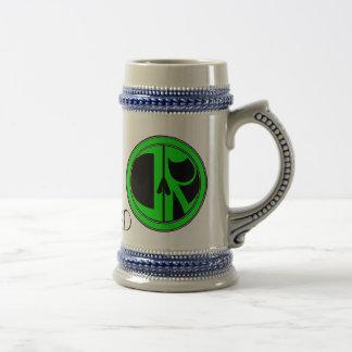 HTH Drink like a HERO Beer Stein