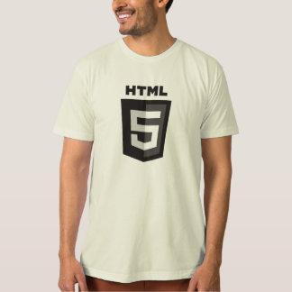 HTML 5 Organic T-Shirt