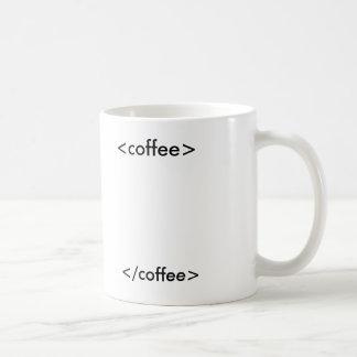 html Coffee Coffee Mug