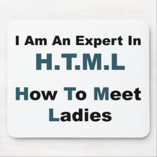 HTML Full Mouse Pad
