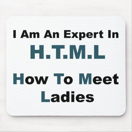 HTML Full Mousepad