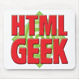 HTML Geek v2 Mousepads