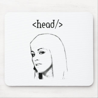 Html tag name mouse pad