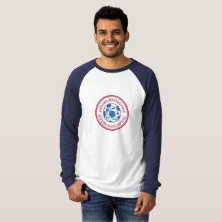 HTSA Men's Canvas Long Sleeve Raglan T-Shirt