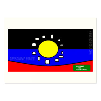 http www zazzle com Australian_art Business Card Template