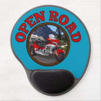 http://www.zazzle.com/open_road_red_trike_duvet_co gel mouse pad