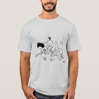 HU-VOLVER Human X Revolver T-Shirt