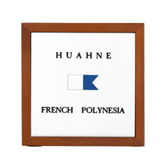 Huahne French Polynesia Desk Organisers