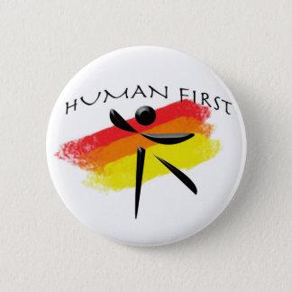 huamn 6 cm round badge
