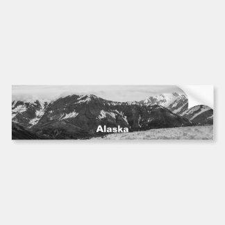 Hubbard Glacier Bumper Sticker