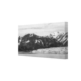 Hubbard Glacier Canvas Print