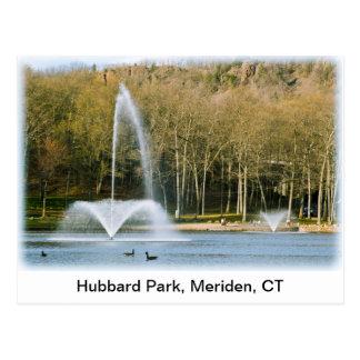 Hubbard Park postcard