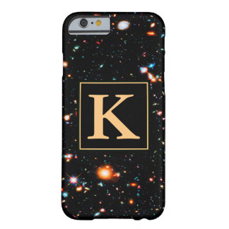 Hubble Extreme Deep Field Monogrammed Barely There iPhone 6 Case