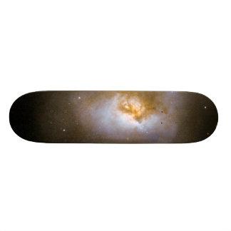 Hubble Interacting Galaxy MCG11-002 Skate Decks