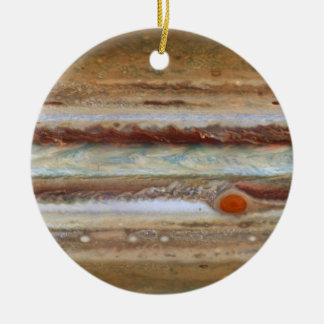 Hubble Space Telescope Jupiter Great Red Spot Ceramic Ornament