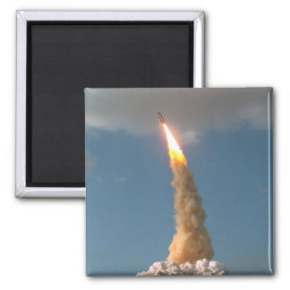 Hubble Space Telescope lift off  NASA Magnet