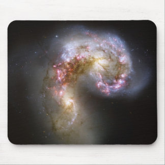 "Hubble ""Super Star Clusters"" Space Mousepad"
