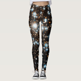 HUBBLE TELESCOPE DEEP SPACE STARS LEGGINGS