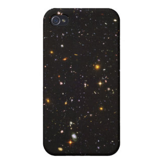 Hubble Ultra Deep Field View of 10,000 Galaxies Case For The iPhone 4
