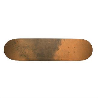 Hubble's Close Encounter with Mars 21.6 Cm Skateboard Deck