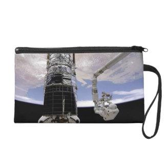Hubbles First Servicing Wristlet Purses