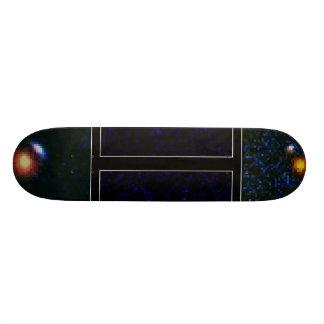 Hubble's Top Ten Gravitational Lenses 21.6 Cm Skateboard Deck