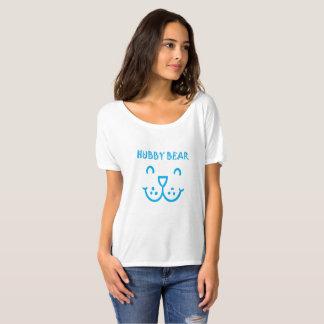 Hubby Bear Blue T-Shirt