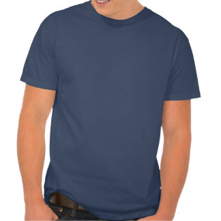 Hubby Shirt | White Script Style