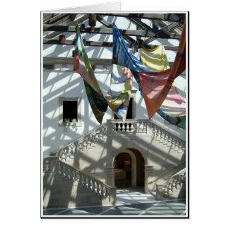 Huber Court - Chrysler Museum, Norfolk, VA Card
