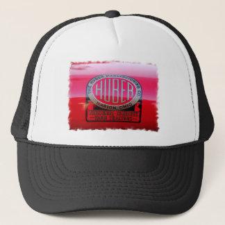 Huber Tractor Logo Trucker Hat