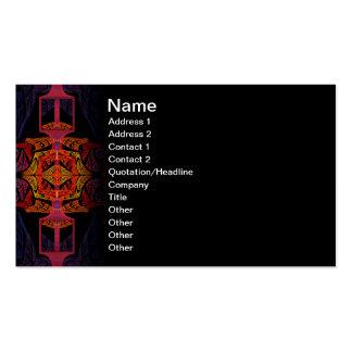 Hubrix Business Card Template