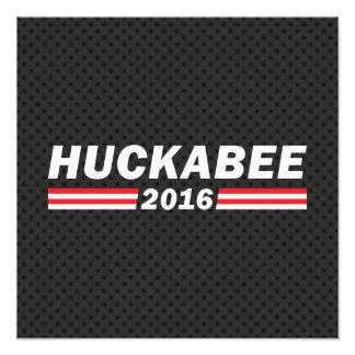 Huckabee 2016 (Mike Huckabee) Photo Print
