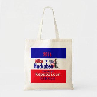 HUCKABEE 2016 TOTE BAG