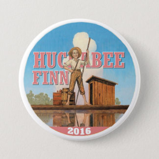 Huckabee Finn 2016 7.5 Cm Round Badge