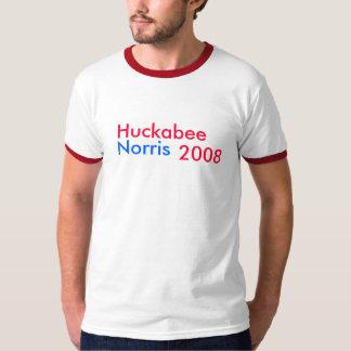 Huckabee/Norris 2008 T-Shirt