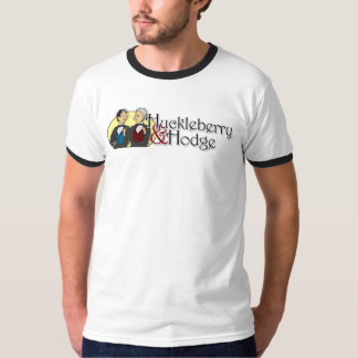 Huckleberry and Hodge ringer T-Shirt