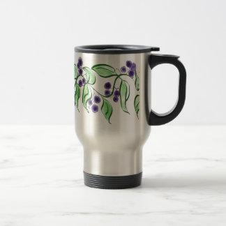 Huckleberry branch mug