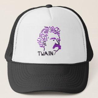 Huckleberry Twain Trucker Hat